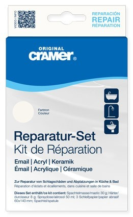 Reparatur-Set in Whisper Rosa