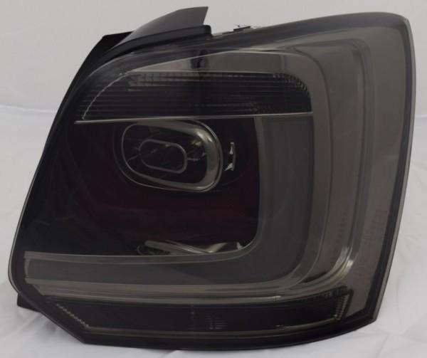 für VW Polo 6R (2V), lightbar, smoke