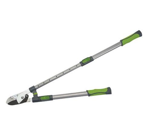 Amboss-Astschere mit Teleskopgriff