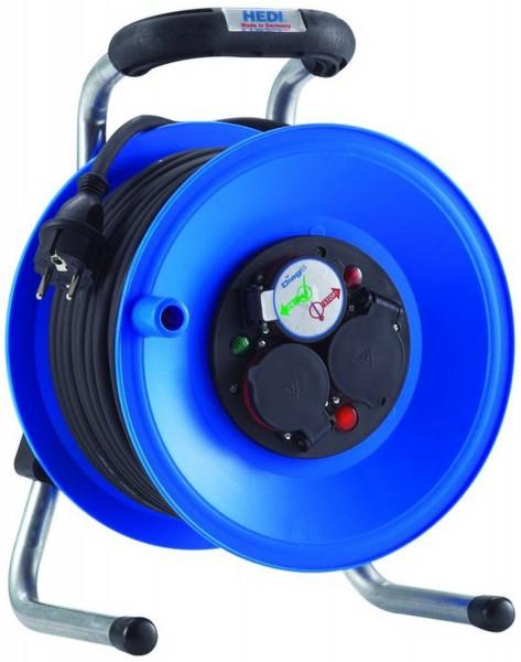HEDI Kabeltrommel Primus 40m; blau