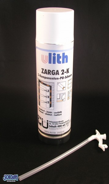 """Ulith"" Zarga 2-K-Schaum, 400ml"