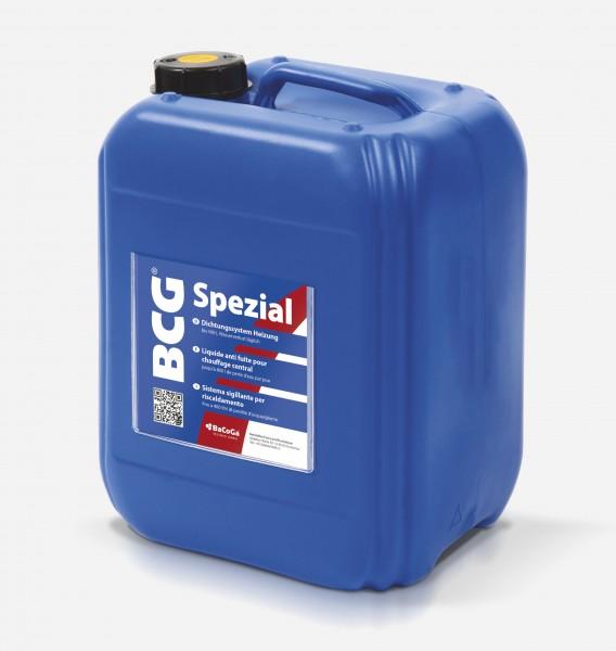 BCG Spezial - 5 Liter - Dichtungssystem Heizung, bei Wasserverlust bis 400 Liter täglich.