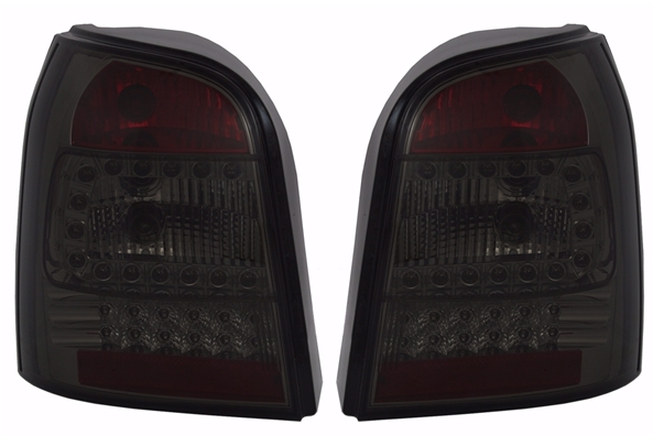 LED Rückleuten-Set Audi A4 Avant (B5) Bj. 01/1996-06/2001), smoke