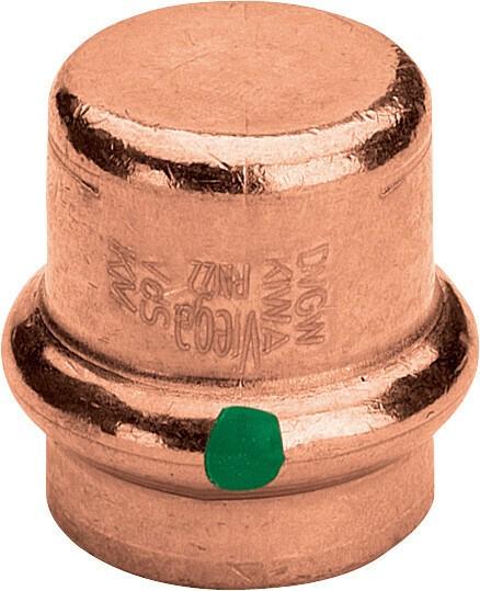 Viega Verschlußkappe Profipress, 15 mm
