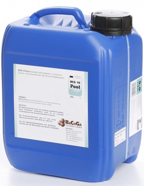 BCG 10 Pool - 10 Liter Flüssigdichtmittel