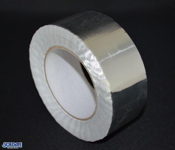 Aluminium Klebeband 45m x 48mm, glatte Oberfläche