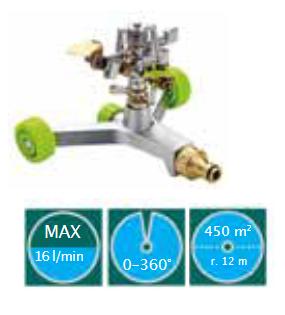 Aquajet Wheel