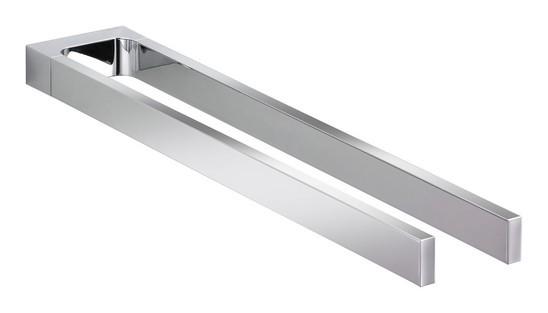 Keuco Handtuchhalter Edition 400,1-tlg. 450 mm Ausladung / verchromt