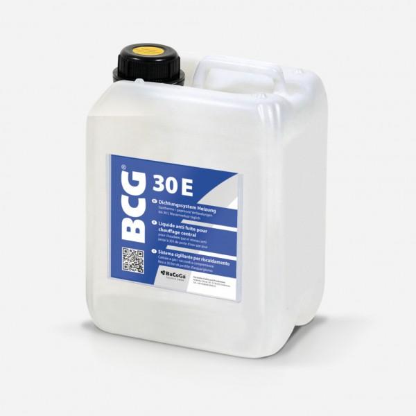 BCG 30E - 5 Liter - Gastherme / gepresste Verbindungen bis 30 Liter Wasserverlust täglich.