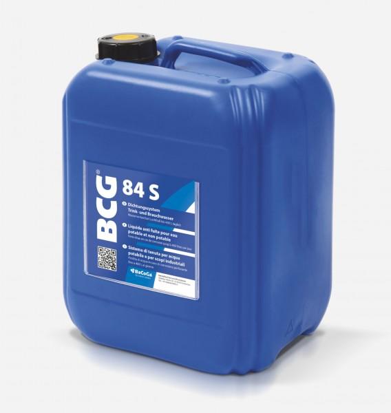 BCG 84S - 5 Liter - Dichtungssystem Trink- und Brauchwasser, Wasserverlust bei Lochfraß bis 400 Lite