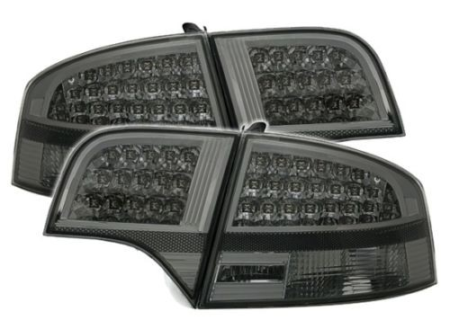 LED Rückleuchten-Set Audi A4 (B7) Limousine Bj. 11/2004-11/2007, somke