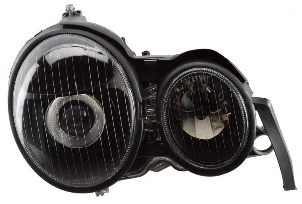 für Mercedes Benz E-Klasse (W210), schwarz