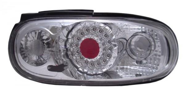 für Mazda MX5 (NA) Bj. bis 03/1998) LED klar/chrom