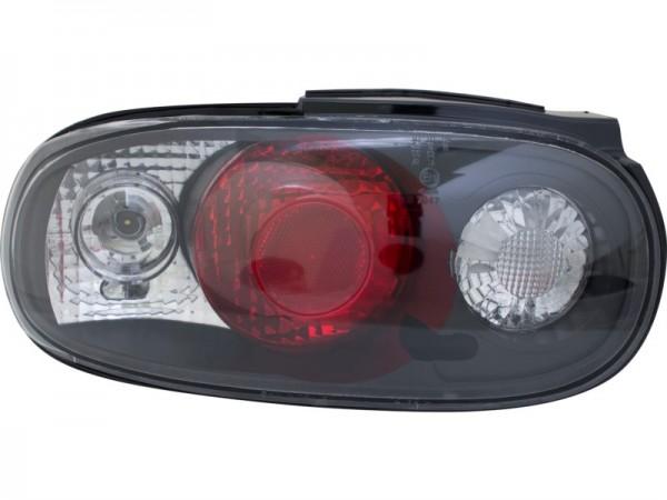 für Mazda MX5 NA (-3/98) klar/schwarz