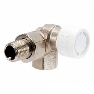 """Oventrop Thermostatventil Winkel-Eck rechts 3/8"""" (DN10) Baureihe AV6 M30 x 1,5"""