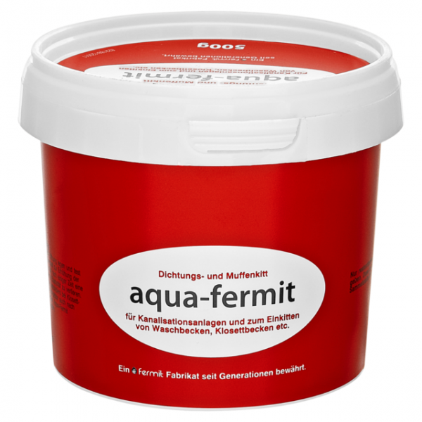 Aqua-Fermit, rot - 500 g