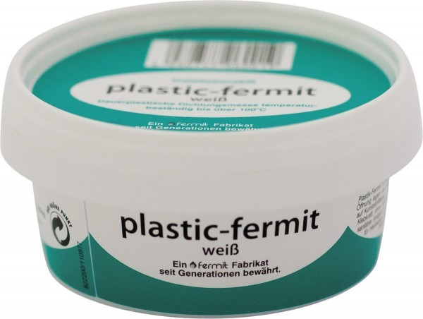 Plastic Fermit, weiss - 250 g