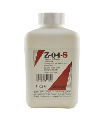 Lötwasser Z04-S - 1000 g