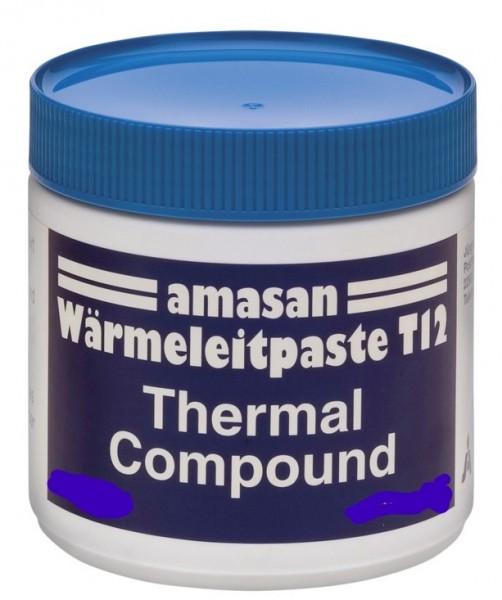 amasan Wärmeleitpaste T12 Dose 1000 g