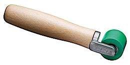 Leister Silikon Andrückrolle 28 mm