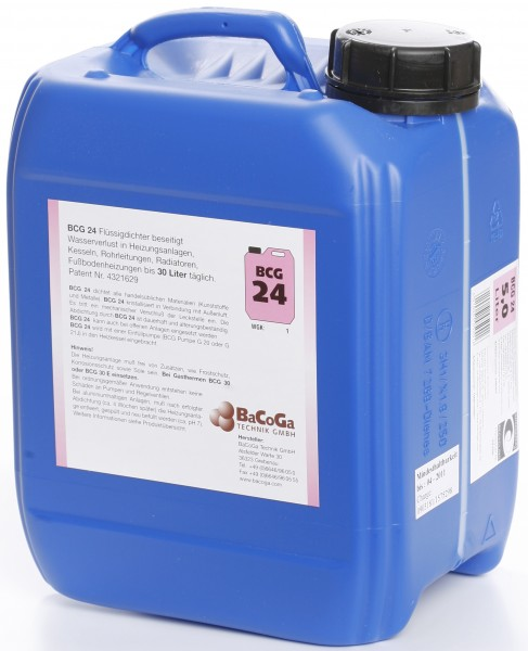 BCG Spezial - 2,5 Liter - Flüssigdichtmittel