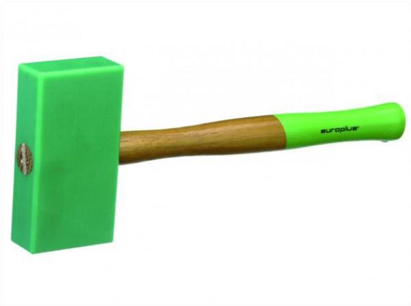 Kunststoffhammer, polydur, eckig