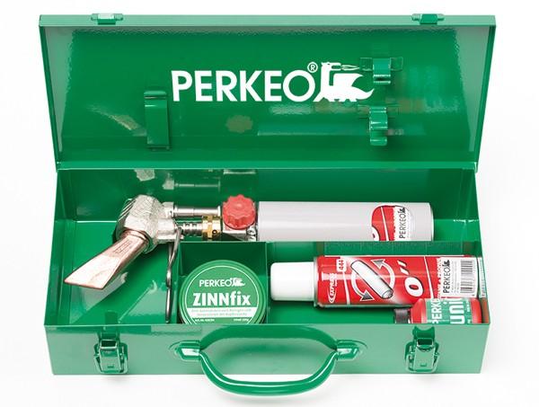 PERKEO Piezo-Kartuschenlötkolben-Set C60