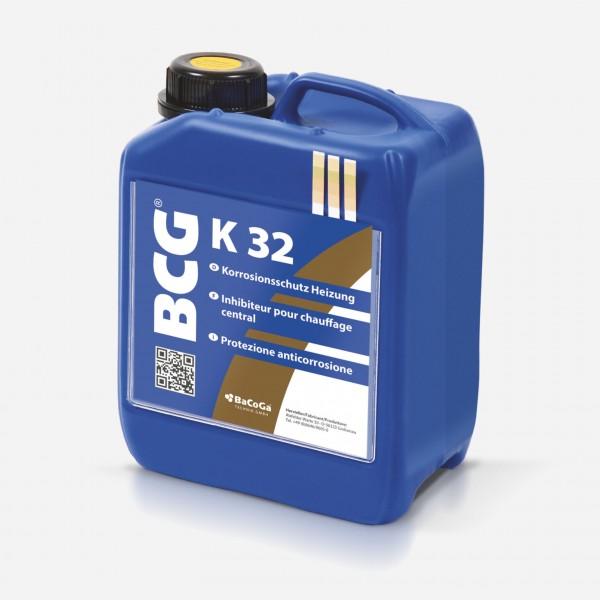 BCG K32 - 2,5 Liter - Korrosionsschutz Heizung