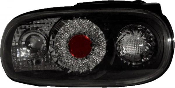 für Mazda MX5 (NA) Bj. bis 03/1998) LED schwarz/klar