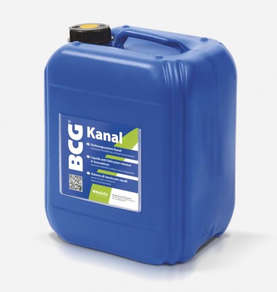 BCG Kanal - 10 Liter Dichtungssystem Kanal (erdverlegte Kanalleitung, 2-Komponentensystem)